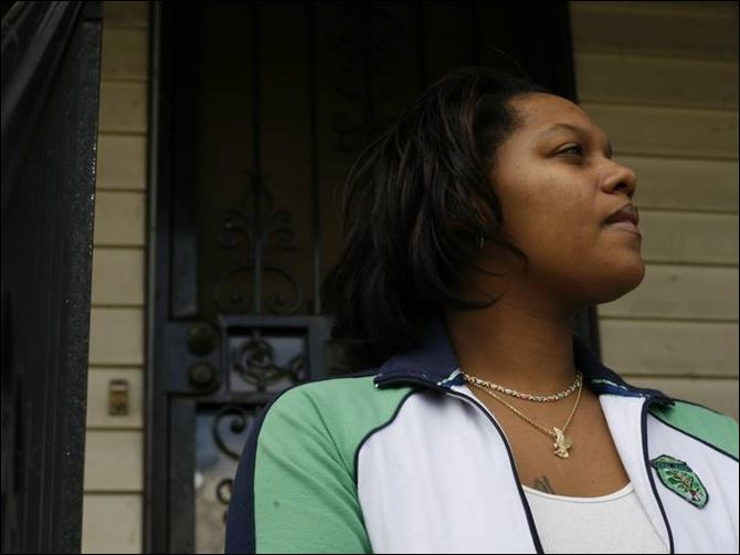 Investigation heralds new era in prostitution fight April McSwain was 14 when she got involved in prostitution in Harrisburg, Pa. Five days after arriving, she was arrested.