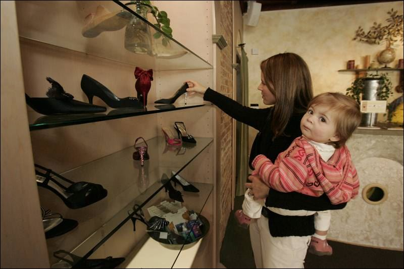 Description: Shoe Guys' a hit at Wine, Women & Shoes | Rocklin's Placer Herald... Added by: Isaac
