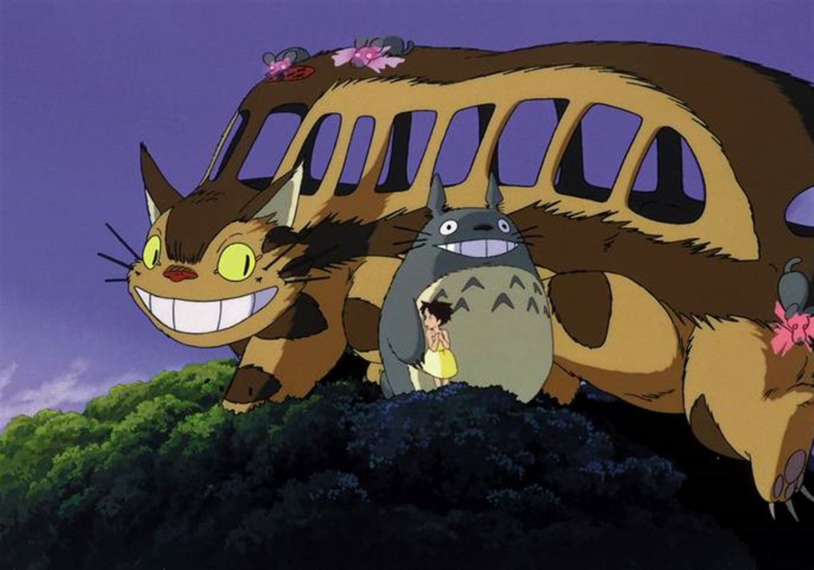 Fans of anime films such as my neighbor totoro will gather at animarathon 4 this weekend