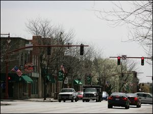 The uptown revitalization is part of Maumee's application for the All-America award.