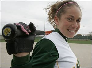 Mollie Berry leads Clay in hitting (.433), runs scored (19) and stolen bases (8).