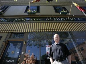 Accountant Tom Baird is banking on nostalgia for the storied Ottawa Tavern as he prepares to open a new 'OT' in the Uptown neighborhood's arts and entertainment district. He expects to begin remodeling the site at 1817 Adams St. in six weeks, and neighboring businesses are cheering him on. The former Ottawa Tavern on Bancroft closed in 1999.