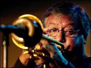 Cuban trumpeter Arturo Sandoval wraps up the Toledo Symphony s Pops Series with a performance next May 5 in the Stranahan Theater.