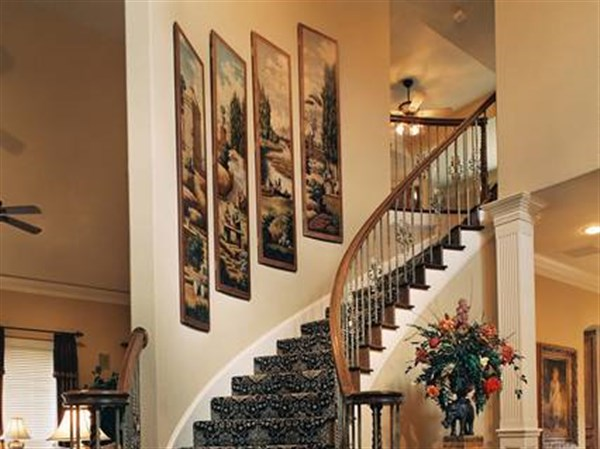 Stunning Enterance A Home S Foyer Should Make A Positive Personal Statement The Blade