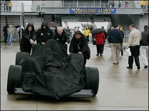 Crew members for Ed Carpenter