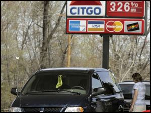 In April, the price at this Citgo station on Airport Highway and Eber Road topped $3 a gallon for all grades of gasoline. Many in the area say they'll grin and bear the high cost of gas this summer, rather than forgo planned vacations.