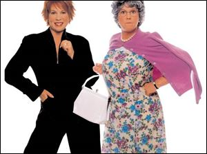 "Vicki Lawrence and Mama: A Two-Woman Show has been scheduled March 23 as part of the Valentine Theatre's 2006-07 season. The show is a mixture of stand-up comedy, music, and observations about life from both Lawrence and ""Mama,"" a character that Lawrence created in the 1960s for The Carol Burnett Show. Depending on her mood, ""Mama"" has been known to drop such pearls of wisdom as ""You shouldn't believe everything you hear in the back of a Chevy"" and make a case against human cloning with just two words: Richard Simmons."