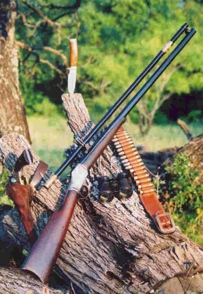 Vintage Firearms Suggested For Shotgun Only States The