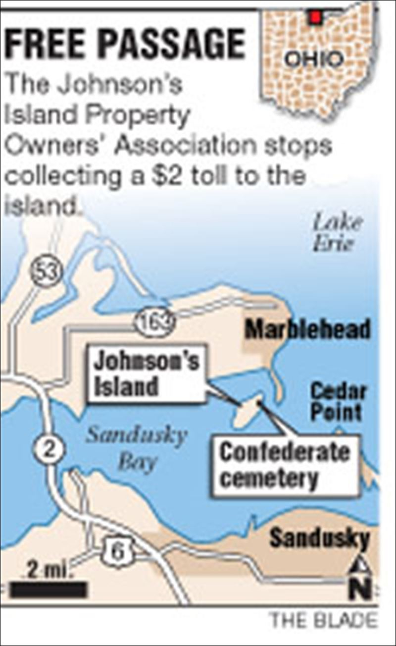 Johnson S Island Property Owners Association