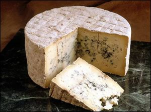 Jersey Blue Cheese
