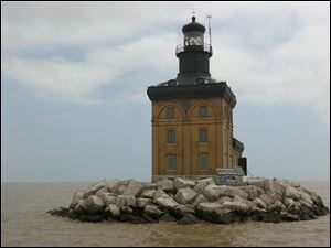 A festival is planned this weekend to mark the Toledo Harbor Lighthouse's 102nd year.