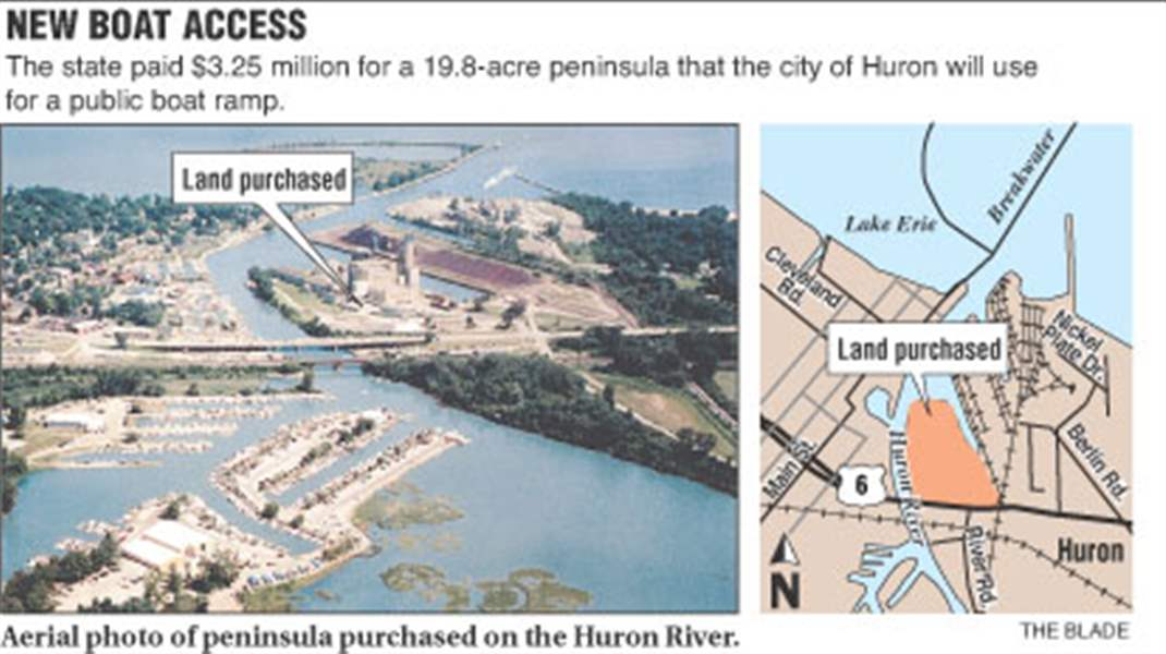 Huron-buys-site-to-add-lake-access
