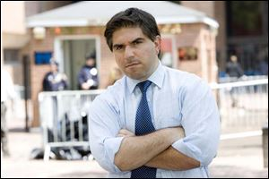 New York Daily News police reporter Tony Sclafani: 'Everything's news.'