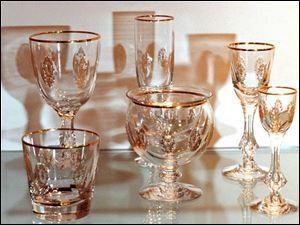 The Tiffin Glass Museum, which opened in 1998 through the efforts of collectors, has kept alive the company's history.