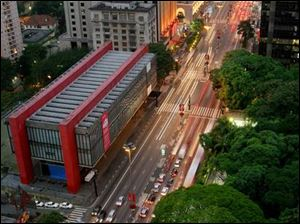 Sao Paulo is increasingly popular with Americans, who have to be aware that Brazil is among the nations in which direct current is widely used, rather than alternating current.