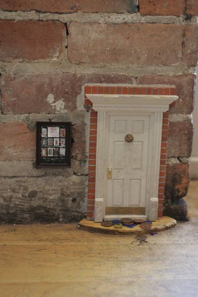 He ... & Ann Arbor streets are dotted with little \u0027fairy\u0027 entryways - The Blade
