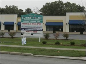 Leasing has been slow for this Holland-Sylvania Rd. project.