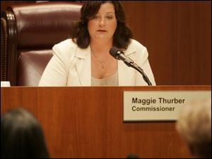 Commissioner Maggie Thurber
