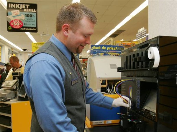 Walgreens Blazes Local Ink Refill Trail Toledo Blade
