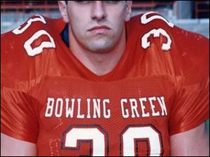Vince Palko came to Bowling Green State University in 1990. While there, he was MAC defensive player of the year twice.