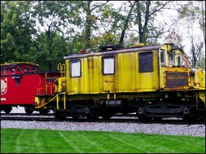 The Sylvania Historical Village has requested that the city allocate up to $25,000 from the Historical Village trust fund to cover expenses involved in moving the engine from Sylvania to The Andersons' train-repair building, and then moving it back to the village property.