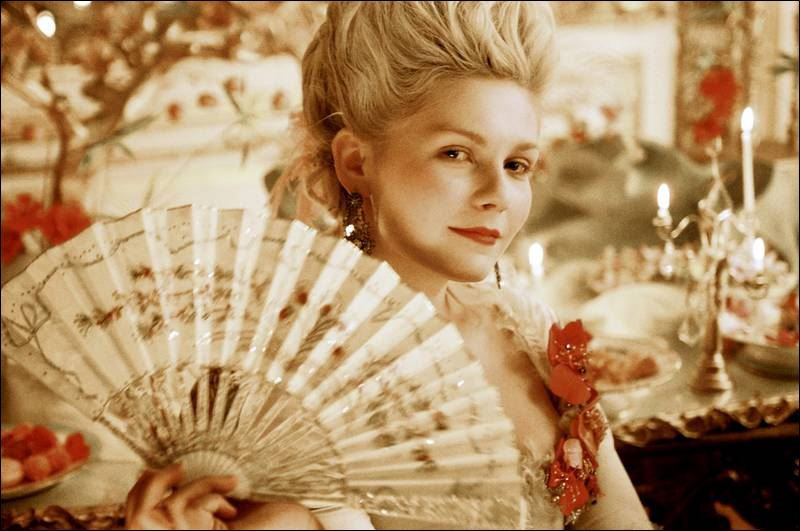 marie antoinette movie review This film is a motion picture displaying the life of marie antoinette as a young  queen it trails marie's life as she matures from a teenage bride to.