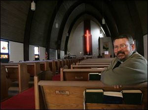 The Rev. David Nevergall has led the church for more than 12 years.