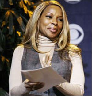 Mary J. Blige picked up eight Grammy nominations, including nods for record and song of the year.