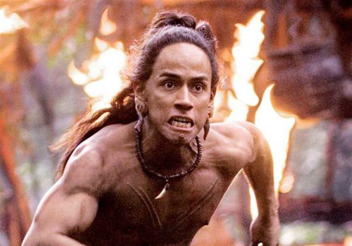 Mel gibson movie apocalypto four months late new pics