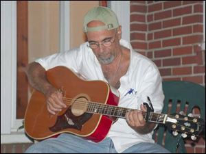 Steven J. Athanas is the longtime front man for the popular local band The Homewreckers.