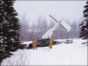 Steven DalPra and his family died when his plane crashed near the Gogebic-Iron County Airport in Michigan.