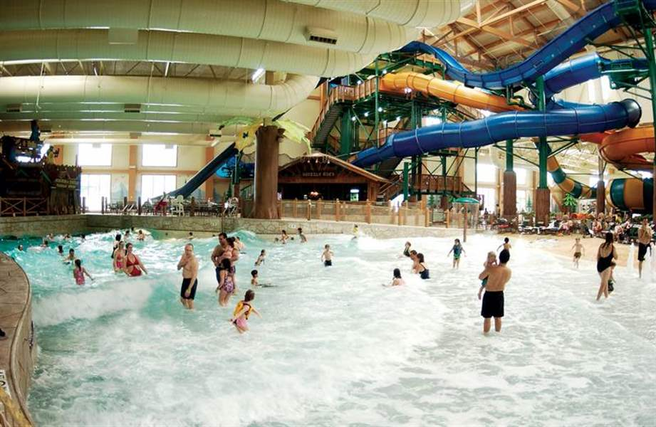 Ohio Opens 2 New Indoor Water Parks The Blade