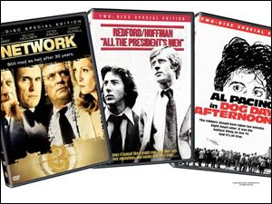 Warner Bros. Home Entertainment s Controversial Classics, Vol. 2: The Power of the Media , which includes DVDs of Network, All the President s Men, and Dog Day Afternoon, is one of the best box-set releases of the year.