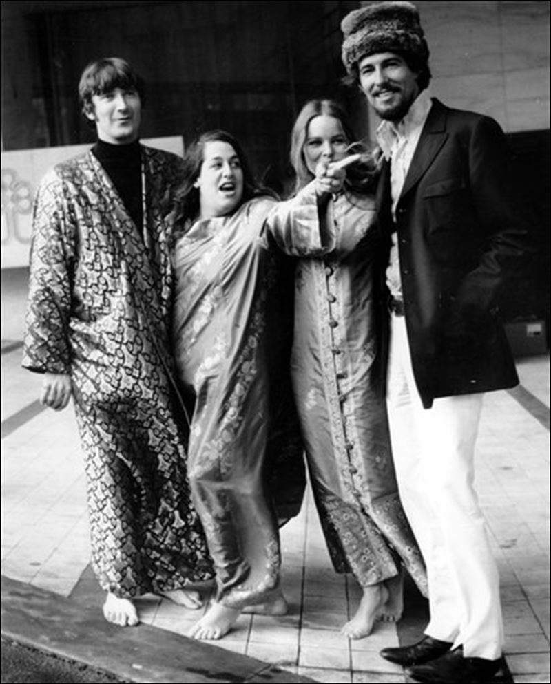 Denny Doherty Of The Mamas And Papas Dead At 66 Toledo Blade