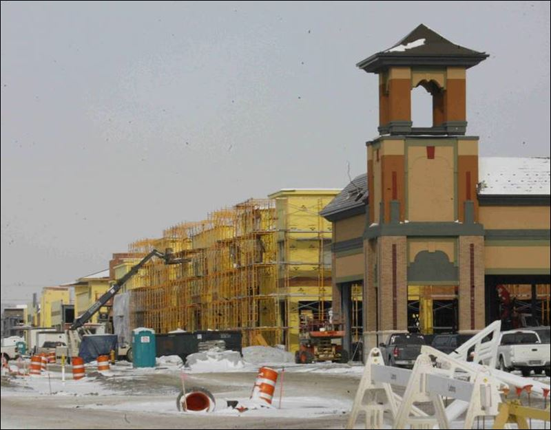 Fallen Timbers site thrives as inaction imperils Southwyck ...