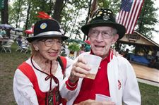Accountant-s-heart-and-soul-was-in-German-American-fest