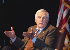 Ted-Turner-offers-view-on-Iraq-nuclear-threat-at-Toledo-event