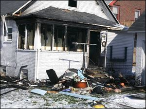 Investigators said an electric heater started the fatal