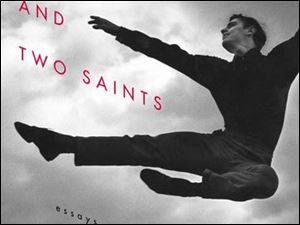 "The book jacket for ""Twenty-Eight Artists and Two Saints"" by Joan Acocella is pictured in this undated handout image.  Source: Random House via Bloomberg News."