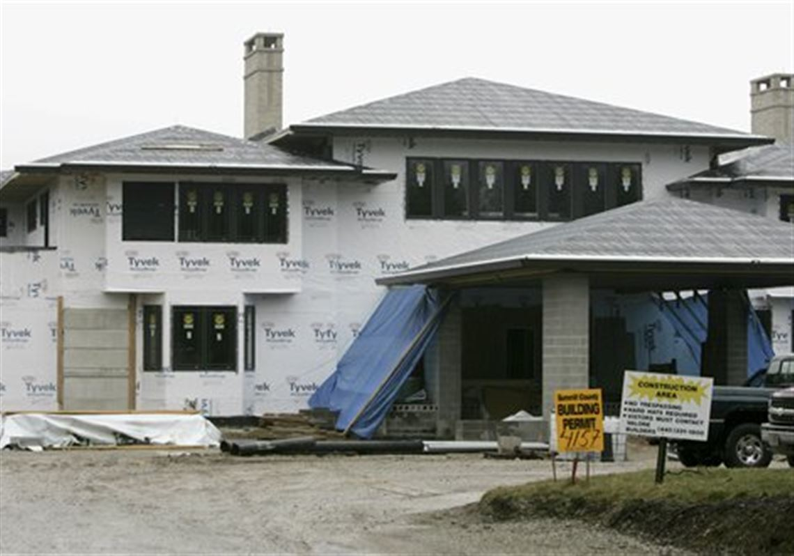 Construction continues at the 35440 square foot home owned by lebron james