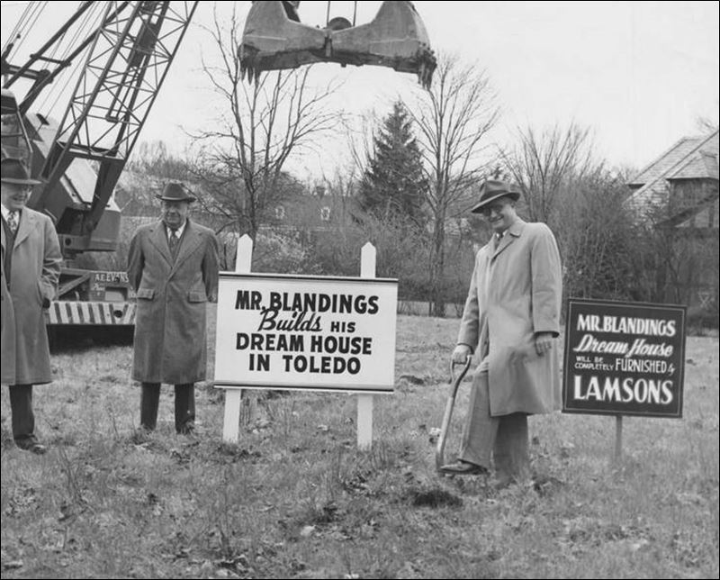 Mr Blandings Builds A House