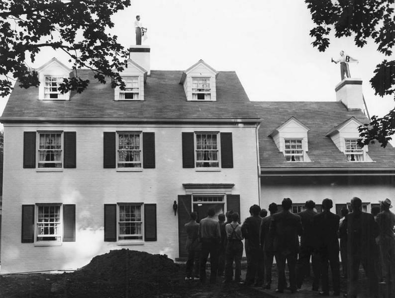 Mr Blandings Builds His Dream House Box Office