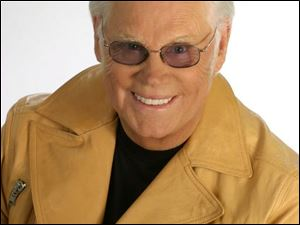 George Jones comes to the Stranahan Sunday night.