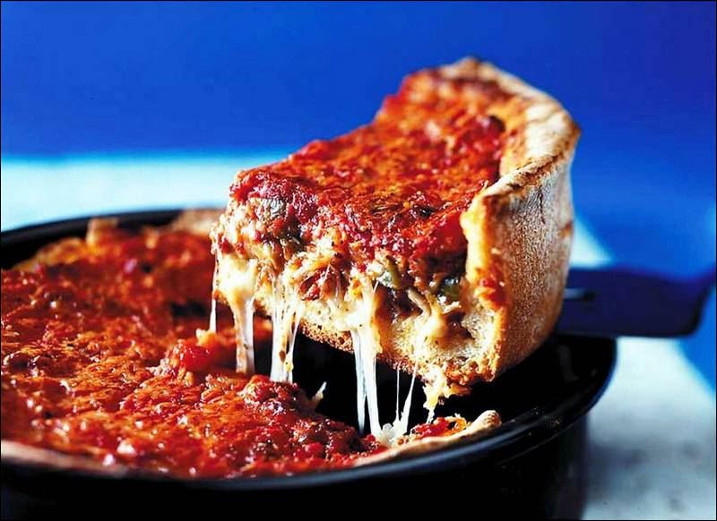 Famous Food Places In Chicago