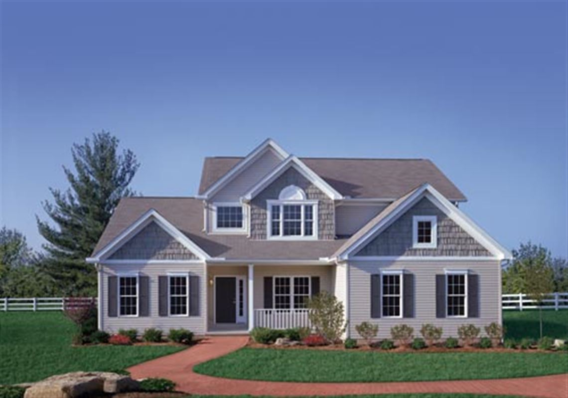 Schumacher Homes Offers Custom Construction Ranging From 120 000 To 750 The Olivia Starts At