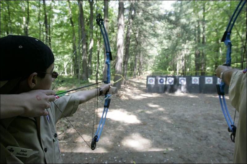 Matt The Scout Boy Credits Version 2: Boy Scouts Of Every Age Retrace Steps Across Miakonda's
