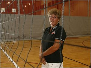 Jodi Manore, who was the first volleyball coach at the University of Toledo, has led Bedford to 1,334 match wins in 22 years, including state championships in 1998, 2001 and 2005.