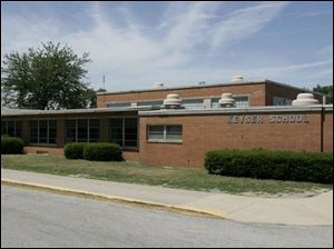 The old Keyser Elementary, will stay open to ease a space crunch.