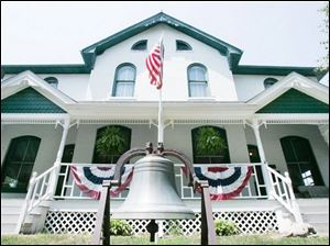 The Fulton County Historical Society museum, at 229 Monroe St. in Wauseon, will hold an open house from 1-4 p.m. Sunday.