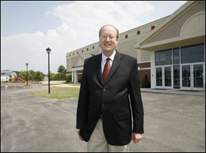 Pastor Russ Merrin's Monclova Road Baptist Church has expanded from 75 members to a current and growing 1,100.